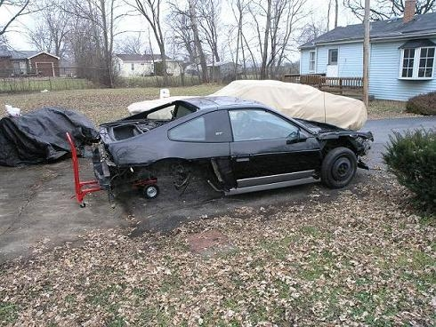1986 Pontiac Fiero GT - USED PARTS